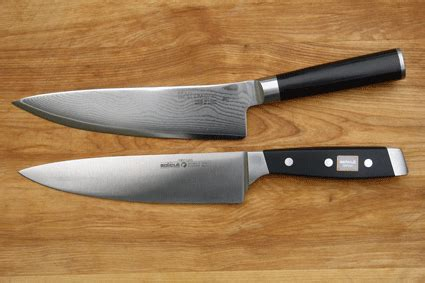 tactical kitchen knives kershaw s new angle for chefs kitchen knife review