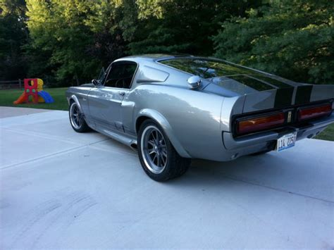 1967 shelby gt 500 eleanor 2009 build