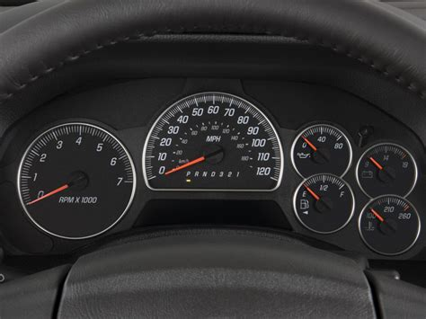 old car manuals online 2003 gmc envoy instrument cluster image 2009 gmc envoy 2wd 4 door sle instrument cluster size 1024 x 768 type gif posted on