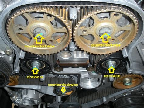 2005 Jeep Liberty Timing Belt 2006 Jeep Liberty Crd Timing Belt Change