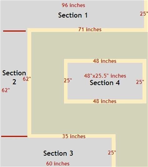 Calculating Countertop Square Footage by Measure Mr Granitemr Granite