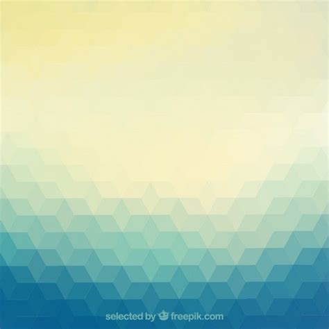 pattern background instagram abstract background in geometric style free vector