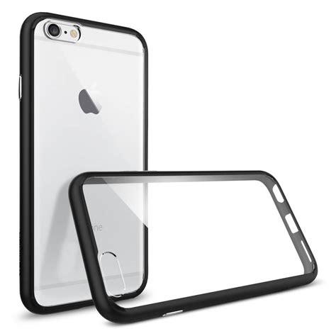 Spigen Ultra Hybrid Iphone 6s Plus Black 2015 spigen 174 ultra hybrid sgp11600 iphone 6 6s black