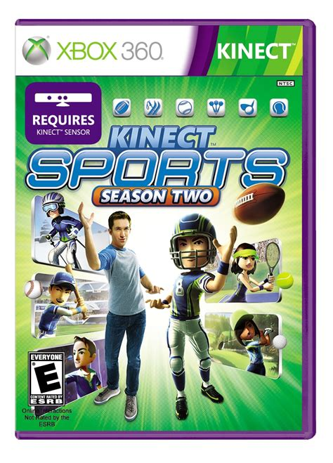 Sport Giveaways - geekdad giveaway kinect sports season two for xbox 360 wired