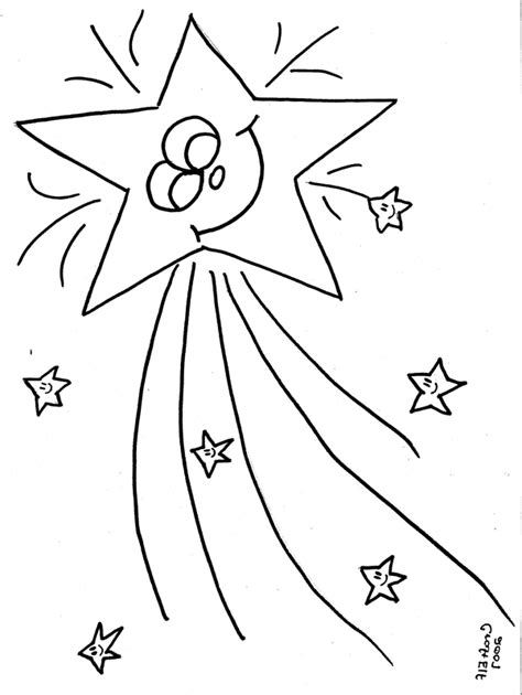 Star Coloring Pages Coloring Pages To Print Happy Coloring Page
