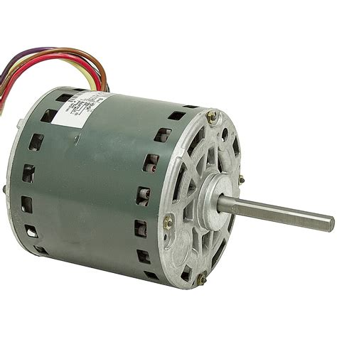 general electric fan motor 1 2 hp 825 rpm 208 230 vac general electric motor