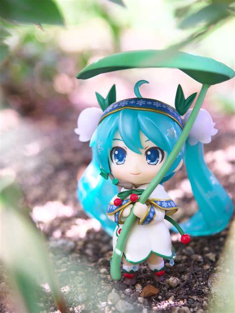Nendoroid 493 Hatsune Miku Snow Bell Ver By Goodsmile New Mib Kws nendoroid snow miku snow bell ver tokyo otaku mode gallery