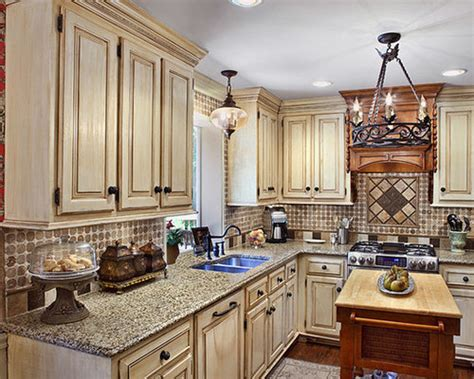 french country kitchen dining room
