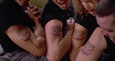 death from above tattoo from above starship troopers wiki fandom powered