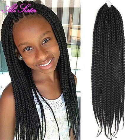 Braids Hairstyles For Black With Weave by Find More Bulk Hair Information About Crochet Braid Hair