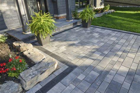 Unilock Artline Pavers Patio Pavers For Modern Landscape Designs Unilock