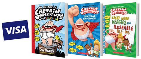 Captain Underpants Giveaway - get excited for the new captain underpants movie with this fun giveaway jamonkey