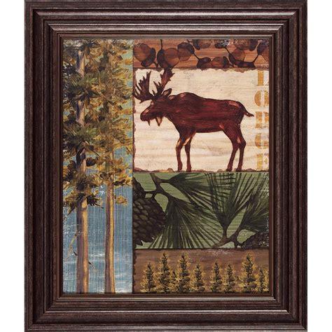 creek cabin wall print by paul brent 223939 wall