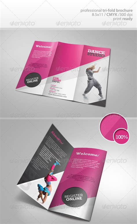 brochure design psd templates 25 best brochure design templates 56pixels part 2