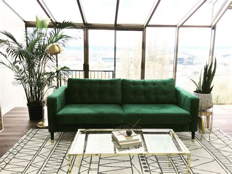 karlstad sofa review comfort how to diy simple upholstery without sewing with slipcovers
