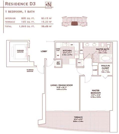 jade brickell floor plans jade brickell condo floor plans