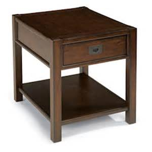 flexsteel 6625 01 sonoma end table discount furniture at