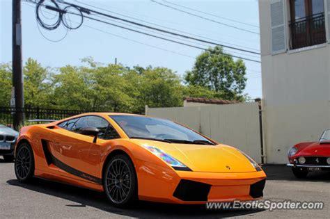 Lamborghini Greenwich Lamborghini Gallardo Spotted In Greenwich Connecticut On
