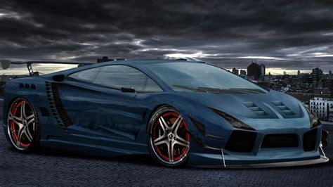 Lamborghini Gallardo Tuning Cars Tuning Lamborghini Gallardo 3d Wallpaper