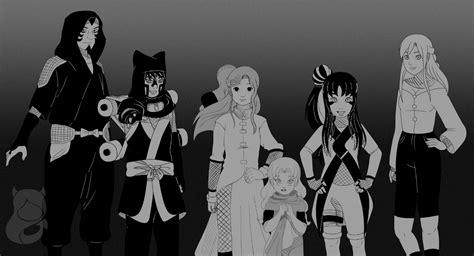 boruto family boruto puppet family by eleanor devil on deviantart
