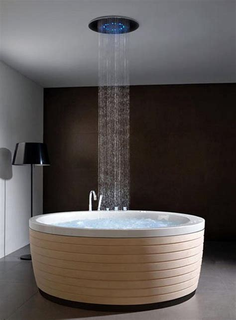unique bathtubs and showers 9 round baths bathroom remodeling ideas
