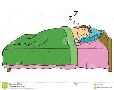 guy in bed guy sleeping in bed clipart clipartxtras