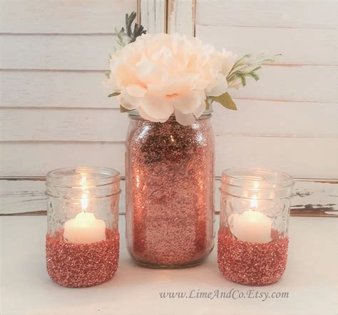 1000 images about rose gold home decor on pinterest copper rose gold wedding decor fresh baby shower centerpiece