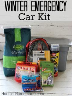 Philosophy Winter Weather Survival Kit by 13 Common Sense Items You Need In A Winter Vehicle