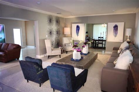 hgtv color splash living room david bromstad interior design birds of a feather