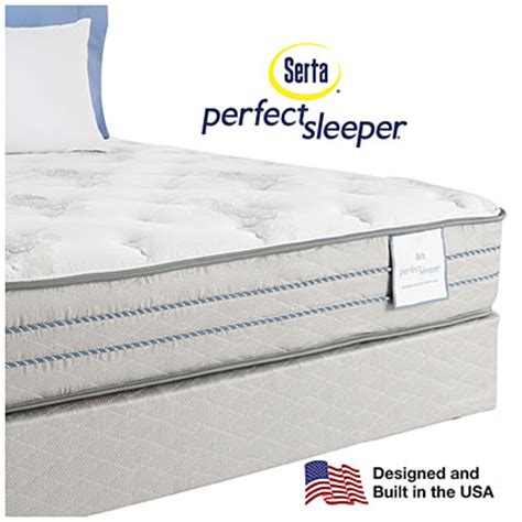 Big Lots Mattress And Box Springs by Serta 174 Sleeper 174 Emerson Firm Mattress Box Set Big Lots