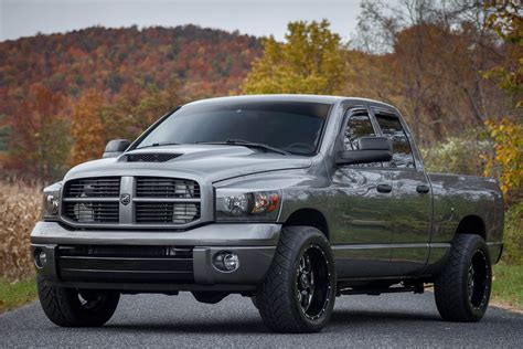 Ram Second nick s 10 second 2006 ram 2500 was built with the help of