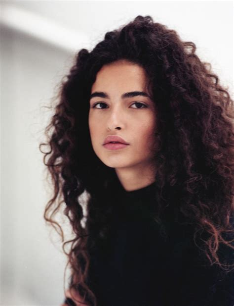 picture of mature italian woman with curly black hair model of the week chiara scelsi models com severina
