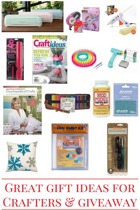 Great Gift Giveaway - great gift ideas for crafters walnut hollow giveaway our crafty mom
