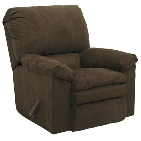 fabric rocker recliner catnapper impulse power rocker fabric recliner in godiva