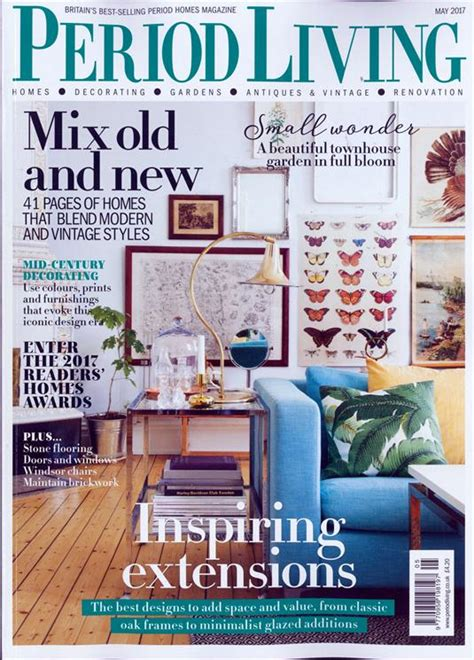 buy period homes and interiors magazine america british period living magazine subscription buy at newsstand co