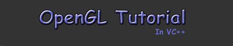 opengl tutorial org programming games opengl c martin baker