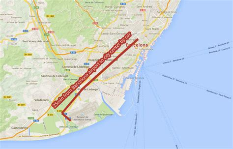 barcelona airport to city centre transfers how to get from barcelona airport to city center