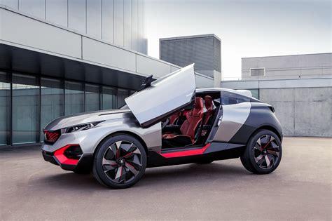 peugeot quartz interior peugeot quartz concept cars peugeot design lab