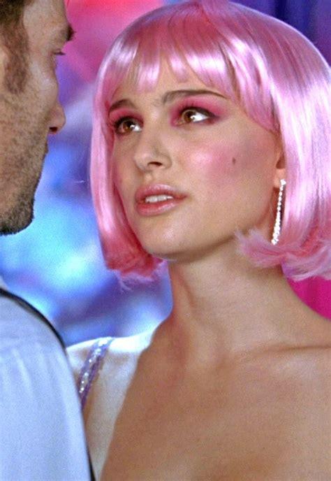 Natalie Pink natalie portman closer 2004 cinema