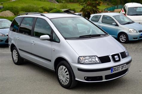 2007 seat alhambra photos informations articles