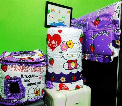 Cover Homeset Gkm detail produk homeset hk strowberry ungu toko bunda
