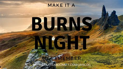 burns night guide the history of the burns supper make it a burns night to remember your guide to the