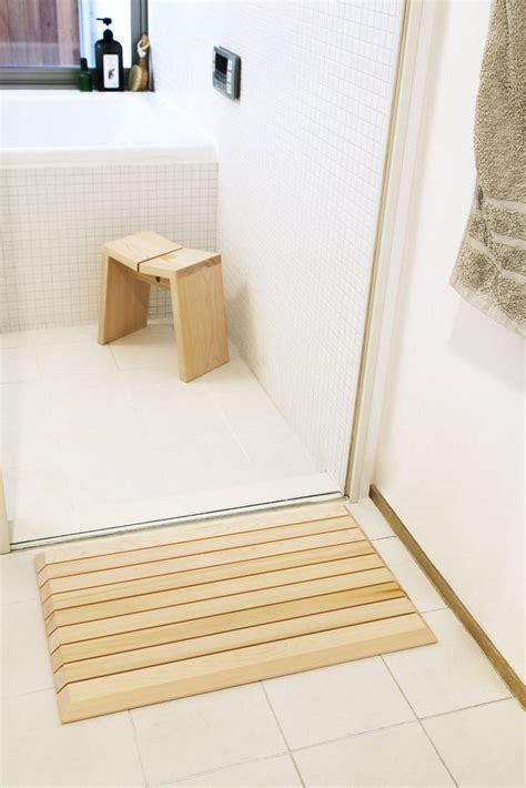 Hinoki Bath Mat by 187 Best Objects Images On