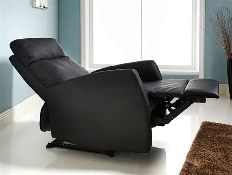Small Armchair And Footstool Leather Reclining Armchair And Footstool Malmo Swivel