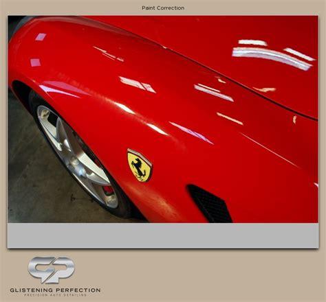 599gtb paint correction and detail 6speedonline porsche forum and luxury car resource