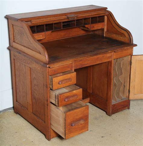 roll top desk lock victor safe and lock oak roll top desk at 1stdibs