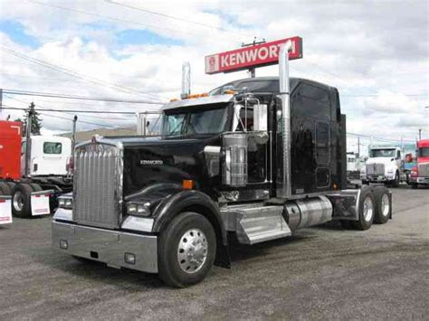 kenworth studio sleeper sofa kenworth w900l 2015 sleeper semi trucks