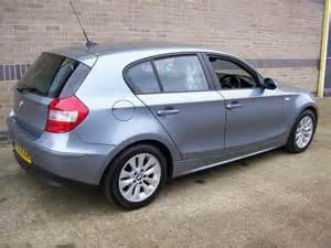 used bmw 1 series 2006 petrol 116i se 1 6 hatchback blue