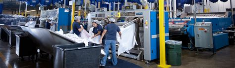 Handcraft Services - exceeding healthcare linen industry standards in richmond