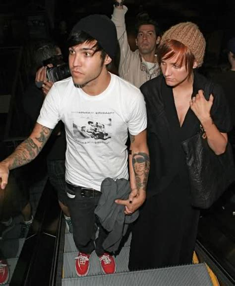 No Sweet Between Pete Wentz And Ashlee by Ashlee S Lol Oh No They